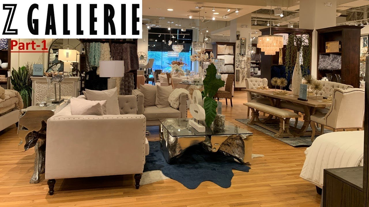 Z Gallerie Glam Home Decor Furniture Part 1 Shop