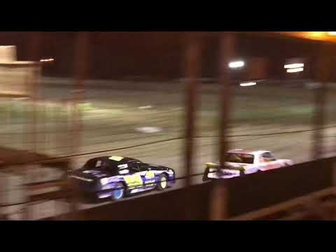 Charleston Speedway UMP Factory Stock Feature Sept. 15 2018