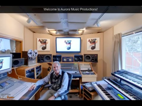 Recording Studio Modesto CA | Aurora Music Productions | Recording Studios Near Me