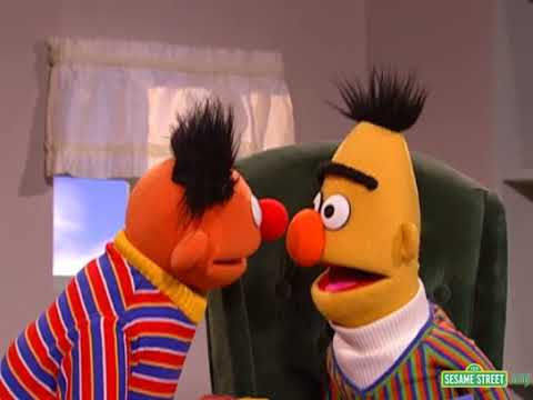 Sesame Street   Ernie Is Pretending To Be Animals