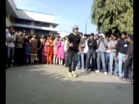 Street Dance by Tarun Kamra at T.I.T.&S. Bhiwani