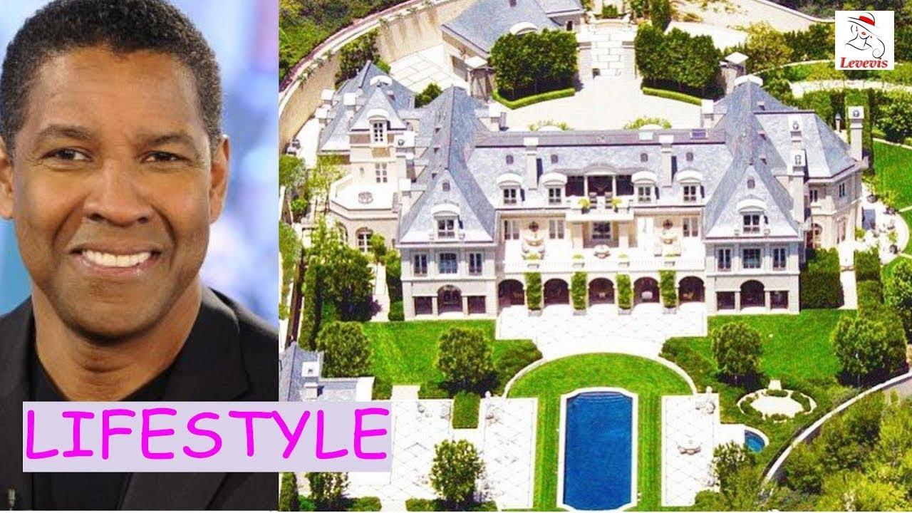 Denzel Washington Lifestyle, Family, Age, Net worth, Salary, cars,  Girlfriend - 2018   Levevis
