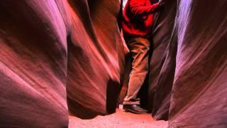 Exploring Escalante Area (utah)