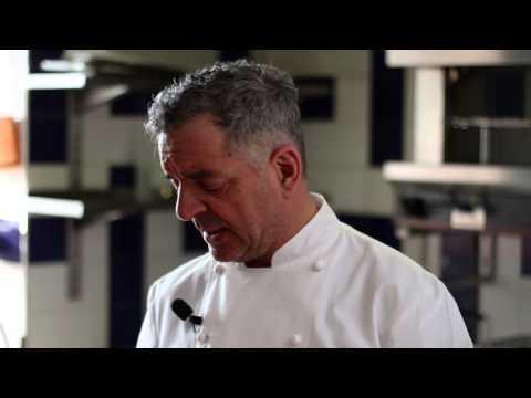 Seafood Carbonara By Italian Chef Mauro Uliassi