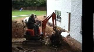370 sqm Block Paving - Landscaping