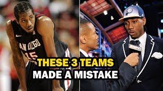What the NBA Thought of Kawhi Leonard Before the NBA Draft