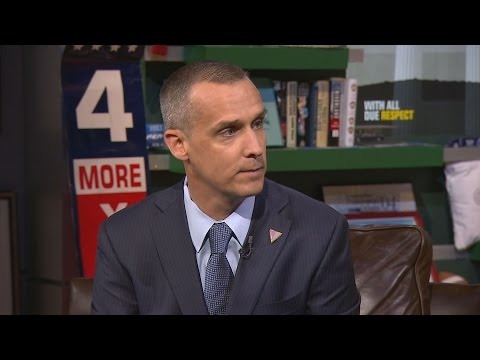 Corey Lewandowski On Trump's Meeting With Black Pastors