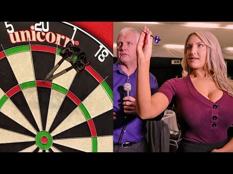 Is Emma Jones The Next World Champion ??  Rod Harrington's Crash Course In Darts