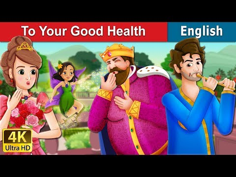 To Your Good Health Story in English | Bedtime Stories | English Fairy Tales thumbnail