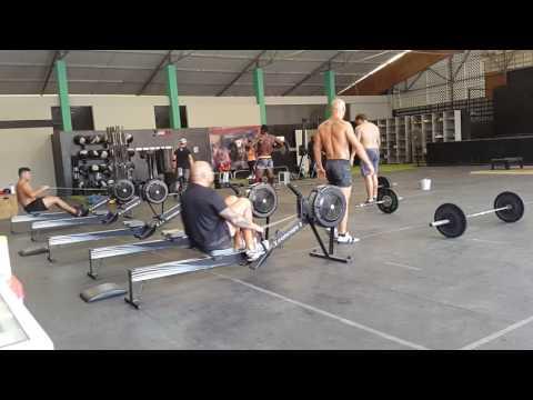 Crossfit Aerobic Training at Crossfit 5triple9