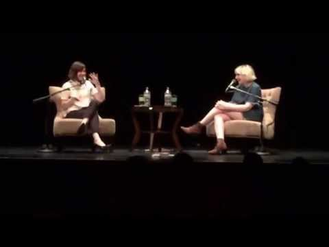 Lena Dunham and Carrie Brownstein LIVE in Portland (Part 2) - The Ebola Virus
