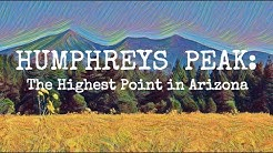 Highpointing: Humphreys Peak, the highest point in Arizona - Rooftops of America
