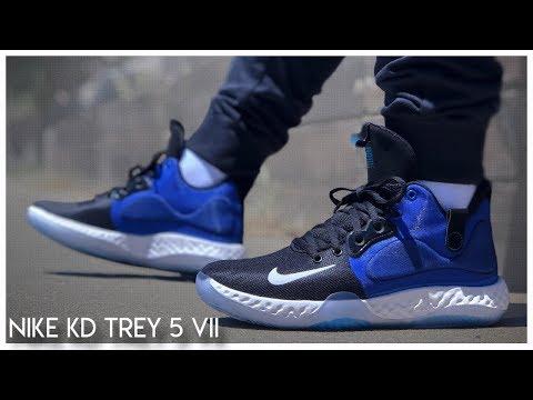 Nike KD Trey 5 7 - YouTube