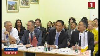 В Гомельском университете имени Скорины открылся Центр обучения китайскому языку