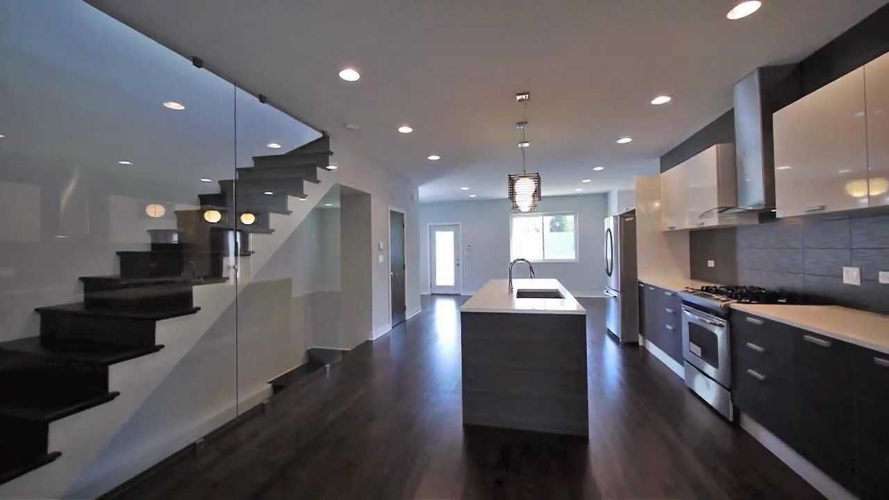 A New 4-bedroom, 3 ½ Bath Chicago Home At A Condo Price