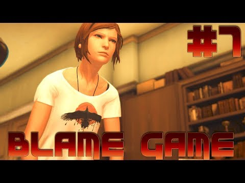 Life Is Strange: Before The Storm Part 7: Blame Game W/Strike (1080p 60FPS) [EPISODE 2 START]