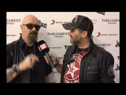 Judas Priest almost finished new album + 2018 tour - Memphis May Fire, Wanting More