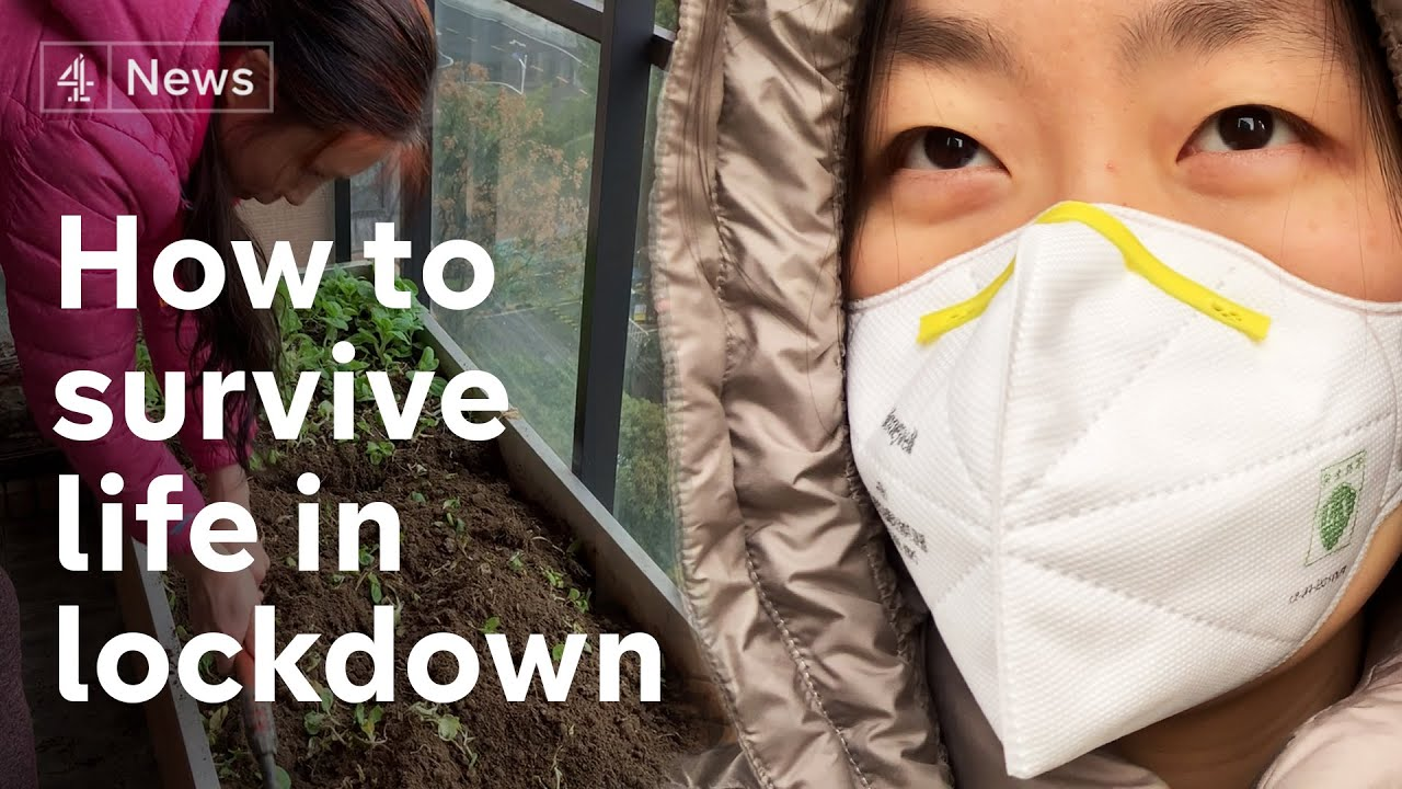Life in lockdown Wuhan: The Coronavirus epicentre two months into the pandemic thumbnail