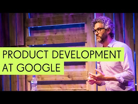 Joe Faith: Product Development @ Google: TDC16
