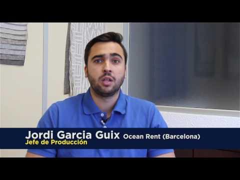 Lavandería Ocean Rent (Barcelona) / Ocean Rent laundry (Barcelona)