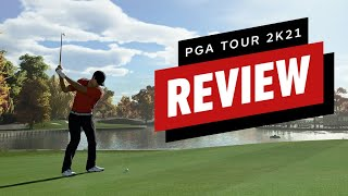 PGA Tour 2K21 Review (Video Game Video Review)