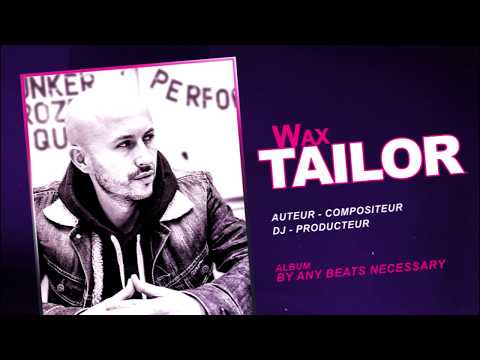 Interview filmée de WAX TAILOR pour Le Mensuel en 2016 • Album & tournée BY ANY BEATS NECESSARY