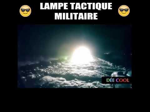 Torche Ultra Puissante Jusqu A 500m Youtube