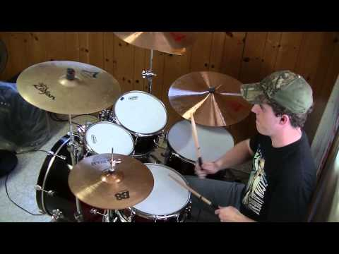 Randy Houser How Country Feels Drum Cover