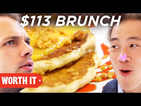Thumbnail: $19 Brunch Vs. $113 Brunch