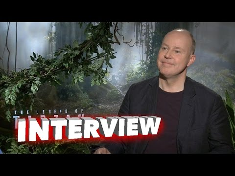The Legend of Tarzan: Director David Yates Exclusive Interview