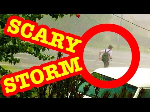 Bigger Scary Hurricane Leo How To Survive A Deadly Storm