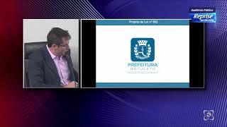 Audiência Pública 04/09/2018 - Transportes via app
