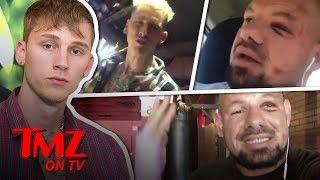 Machine Gun Kelly Attacks Hater   TMZ TV