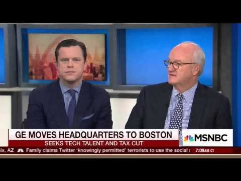 Morning Joe Slams Dem Gov. Dan Malloy on Connecticut