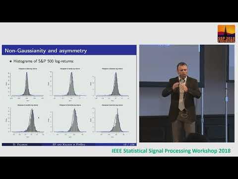 Financial Engineering Playground: Signal Processing, Robust Estimation, Kalman, Optimization
