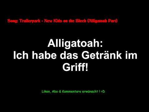Alligatoah feat. Metrickz,Richter,257ers,Farid Bang,4Tune & Eko Fresh Mix + Lyrics HD