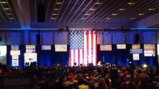 Nevada State Democratic Convention: Nina Turner