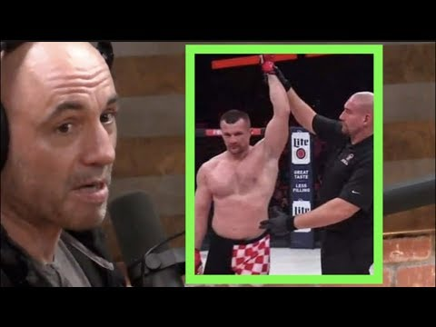 Joe Rogan On Cro Cop Vs. Roy Nelson