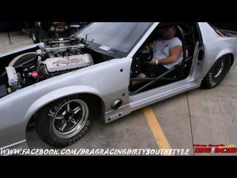 Street Outlaws Silver Unit Racing –Derek Travis–