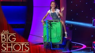 Meet 11 Year Old Inventor Mikky | Little Big Shots