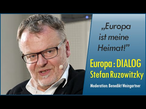 Europa : DIALOG mit Stefan Ruzowitzky