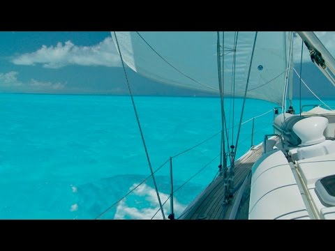Sailing Deserted Islands - Bahamas