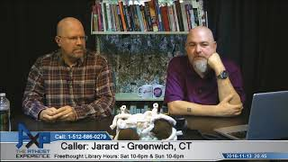 The Meaning of Existence | Jared - Greenwich, CT | Atheist Experience 20.45