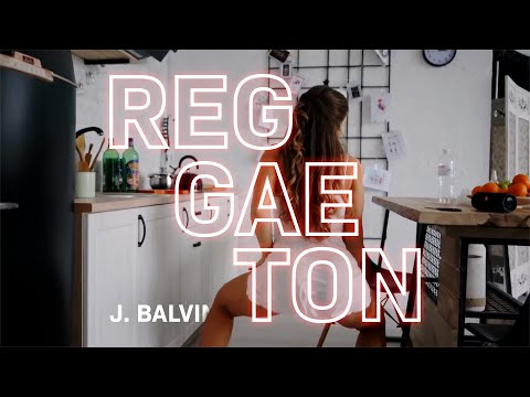 Reggaeton - J. Balvin | Morning Twerk By Nastya Nass| Dance Video