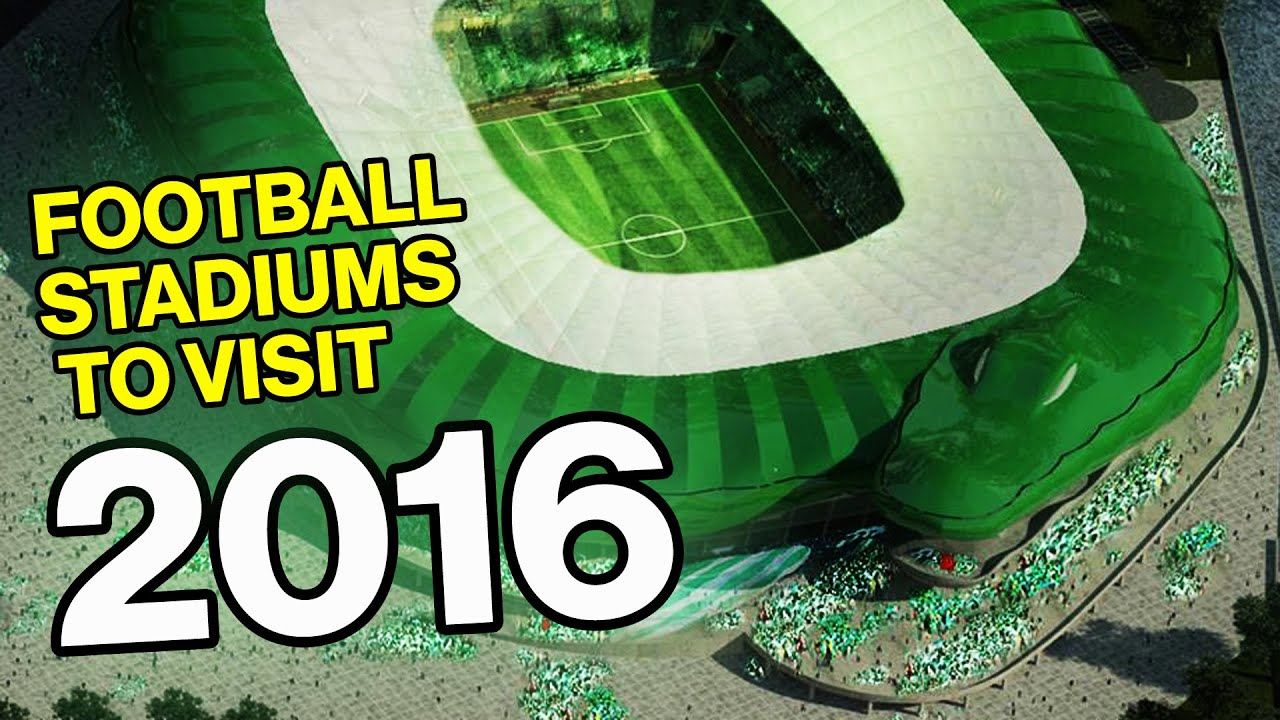 Football Stadiums You Have To Visit In YouTube - 10 soccer stadiums you need to visit