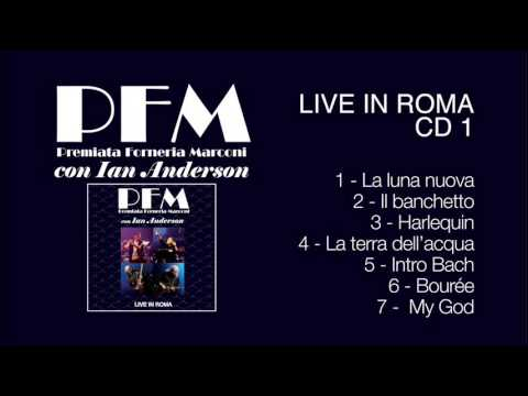 PFM - Live in Roma disc 1 [full album]
