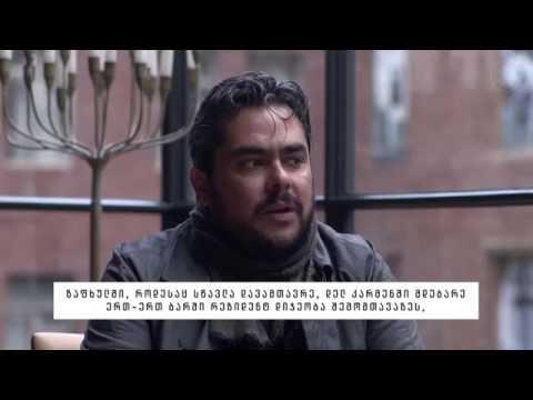 Urban Stories - Rebolledo Interview