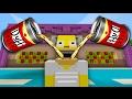 Homer Simpson Gets Drunk | The Simpsons | Minecraft Xbox [22]