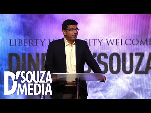 The Left's secret game plan exposed by Dinesh D'Souza