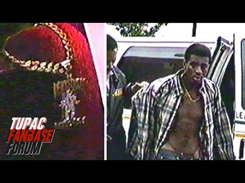 Compton Raids 1996 Footage: A Look Inside Suge Knights Home / Tupac's Killer Booked for Murder